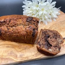 Banana, Chocolate and Walnut Loaf