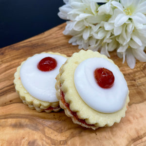 Gluten Free Empire Biscuits