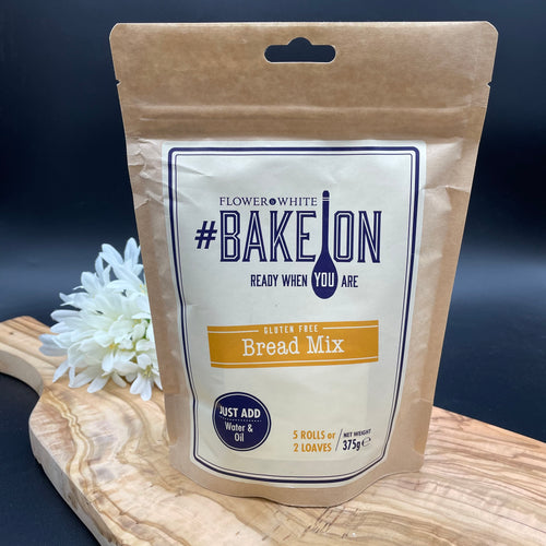 Flower & White Gluten Free Bread Mix