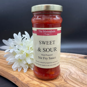 The Marmalade Tree Sweet & Sour Stir Fry Sauce