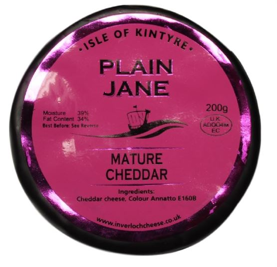 Plain Jane Mature Cheddar