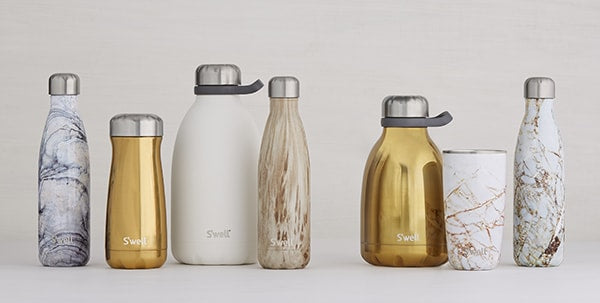 Swell Stainless Steel Bottles