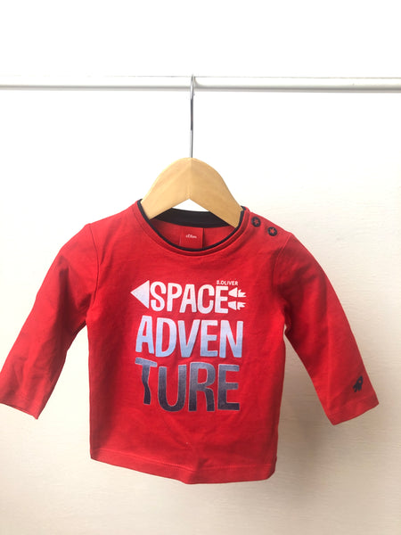 "Langarmshirt ""Space adventure"""