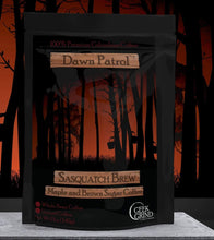 Load image into Gallery viewer, Dawn Patrol - Sasquatch Brew - Maple and Brown Sugar Flavored Coffee