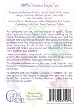 Load image into Gallery viewer, Meditations of the Yogi - Ayuredic Total Body Tea Blend - 3 oz Loose Tea