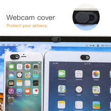 Load image into Gallery viewer, WebCam Cover for Phones, Tablets and Laptops