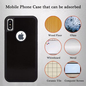 Stick-On Case for iPhones