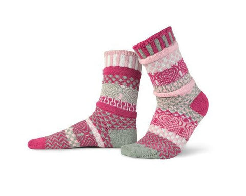 Cupid Crew Socks