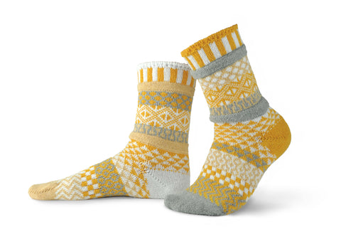 Northern Sun Crew Socks