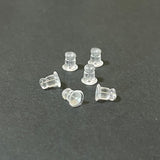 Invisible Silicon Earring Stopper