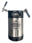 9 Litre Growler - American Style Tap