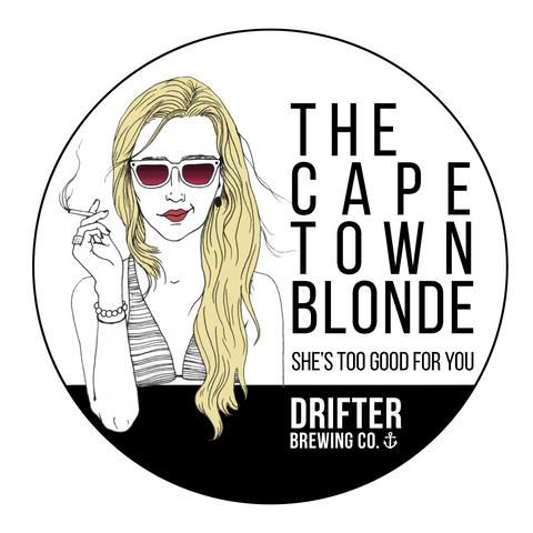 The Cape Town Blonde