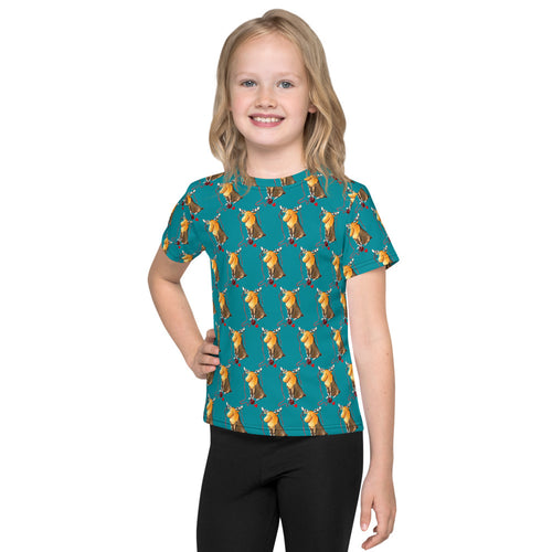 Reese the Moose- Unisex 2-7yr T-Shirt