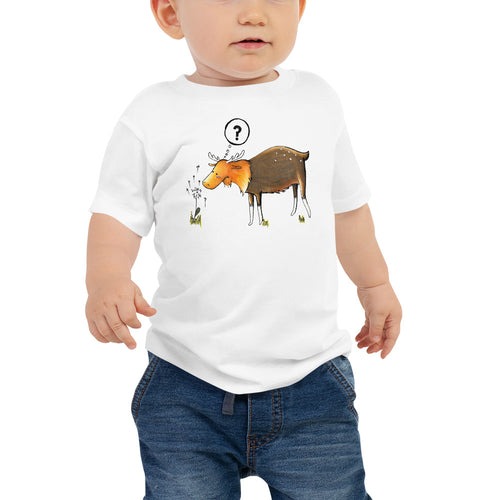 Curious Reese- Jersey Short Sleeve Tee- Unisex