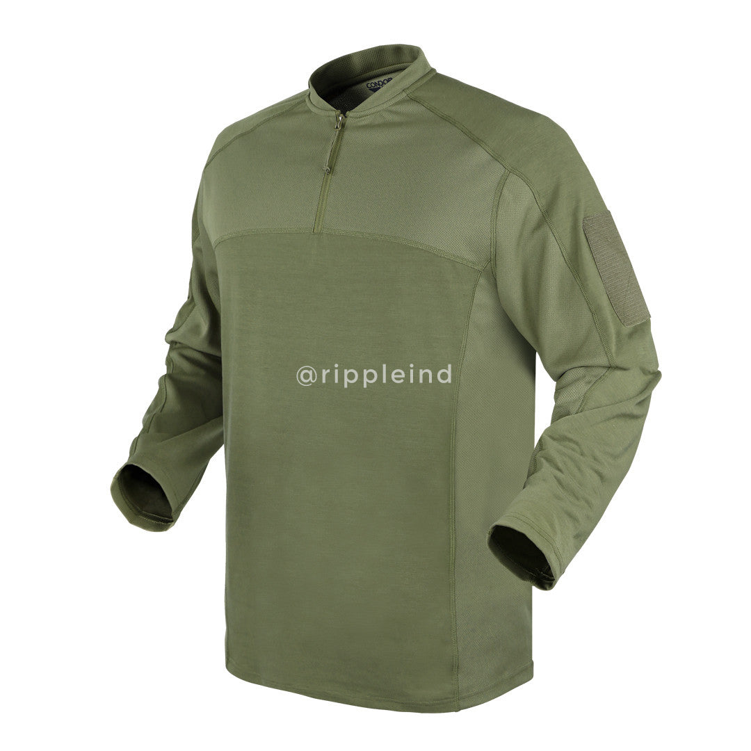 Condor - Olive - Trident Battle Top Long Sleeve