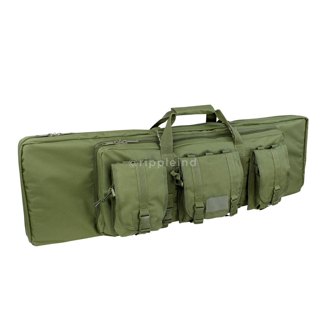 Condor - Olive - 36inch Double Rifle Case
