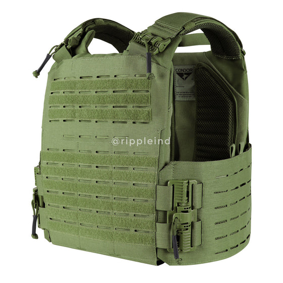 Condor - Olive - VAS Vanquish RS Plate Carrier