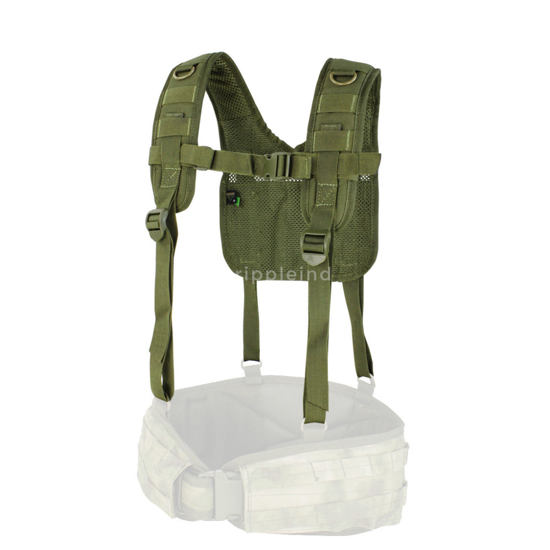 Condor - Olive - H-Harness