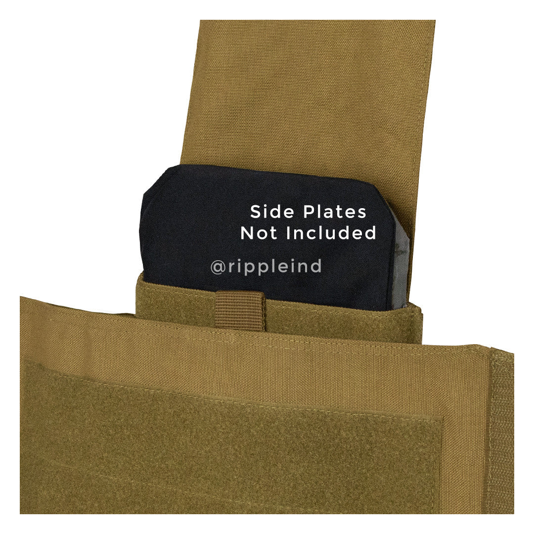 Condor - Olive - VAS Side Plate Pouch