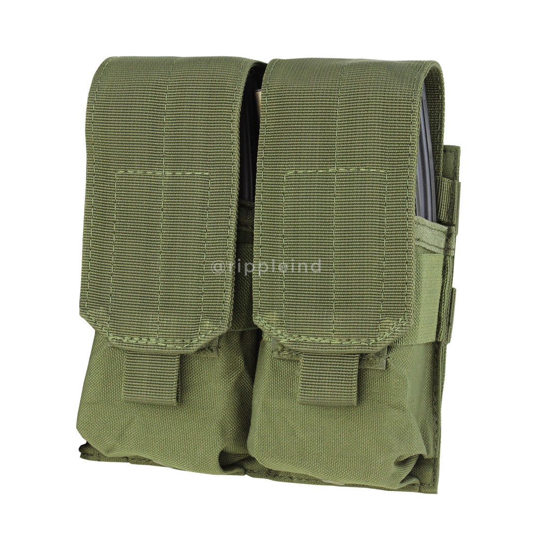 Condor - Olive - Double M4 Mag Pouch