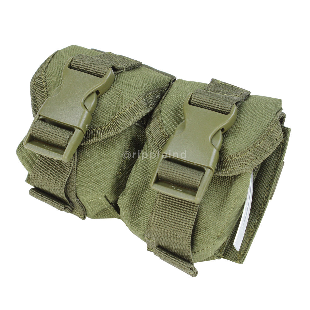 Condor - Olive - Double Frag Grenade Pouch