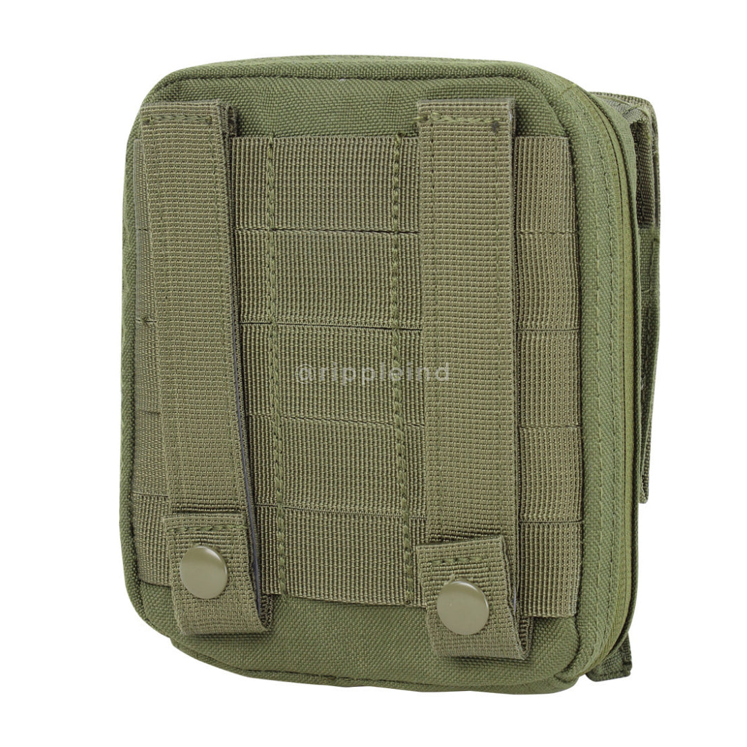 Condor - Olive - Map Pouch