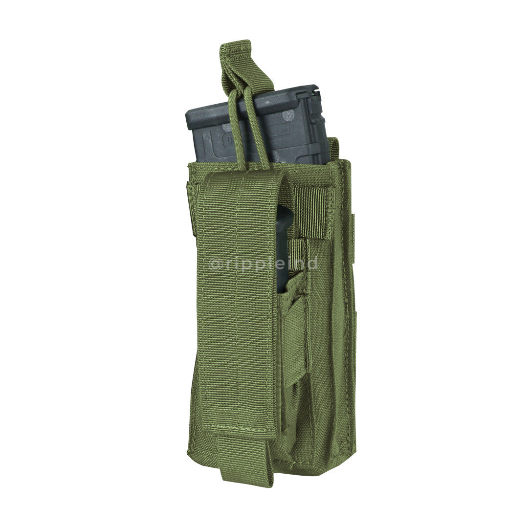Condor - Olive - Single M4 Kangaroo Pouch