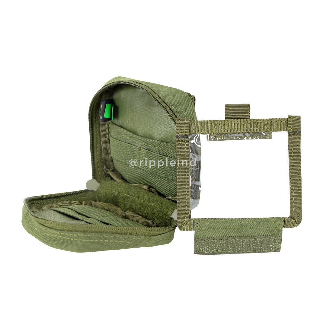 Condor - Olive - 4x4 Utility Pouch