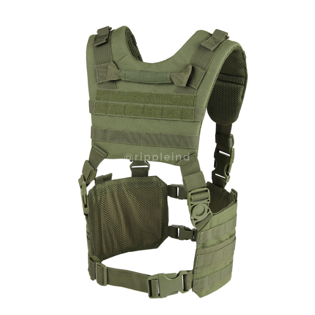 Condor - Coyote Brown - MCR7 Ronin Chest Rig