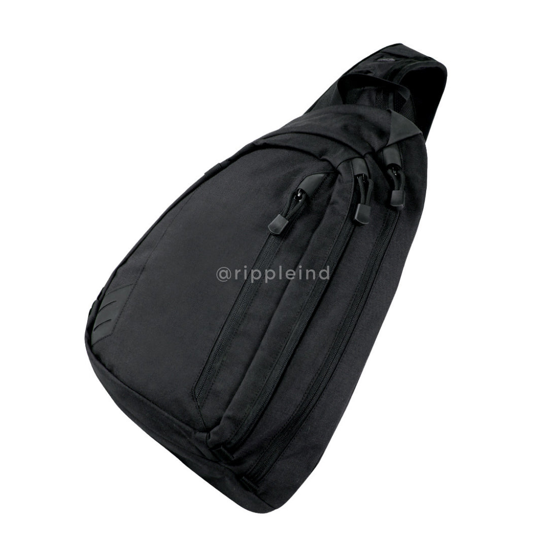 Condor - Black - Sector Sling Pack