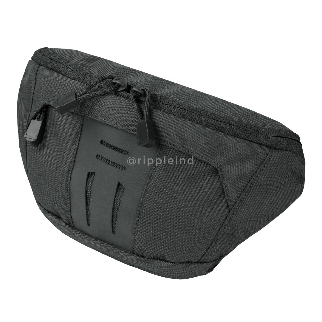 Condor - Black - Draw Down Waist Pack GEN II