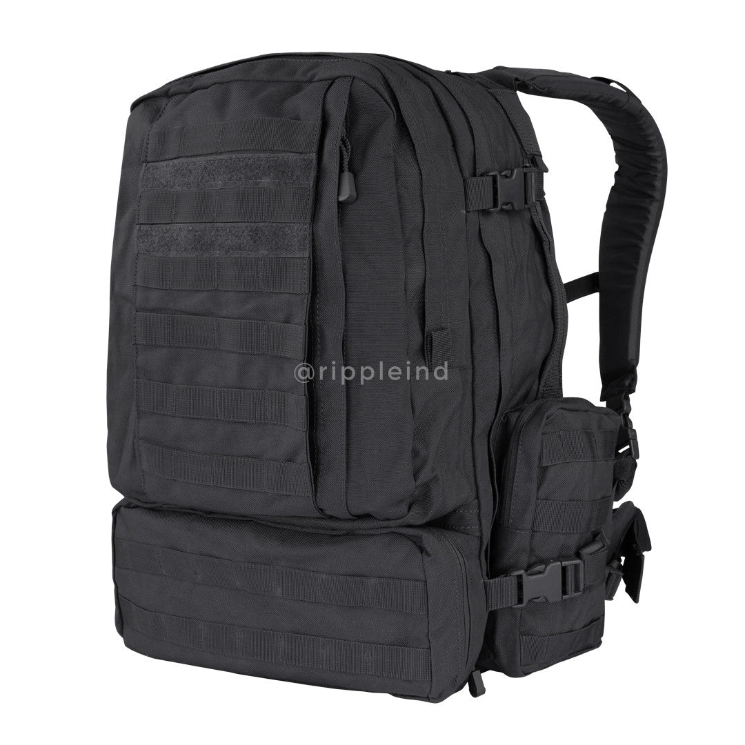 Condor - Black - 3-Day Assault Pack