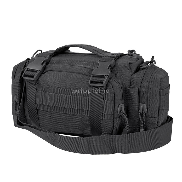 Condor - Black - Deployment Bag