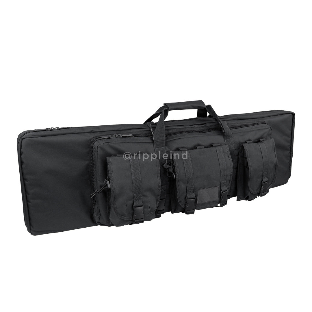 Condor - Black - 36inch Double Rifle Case