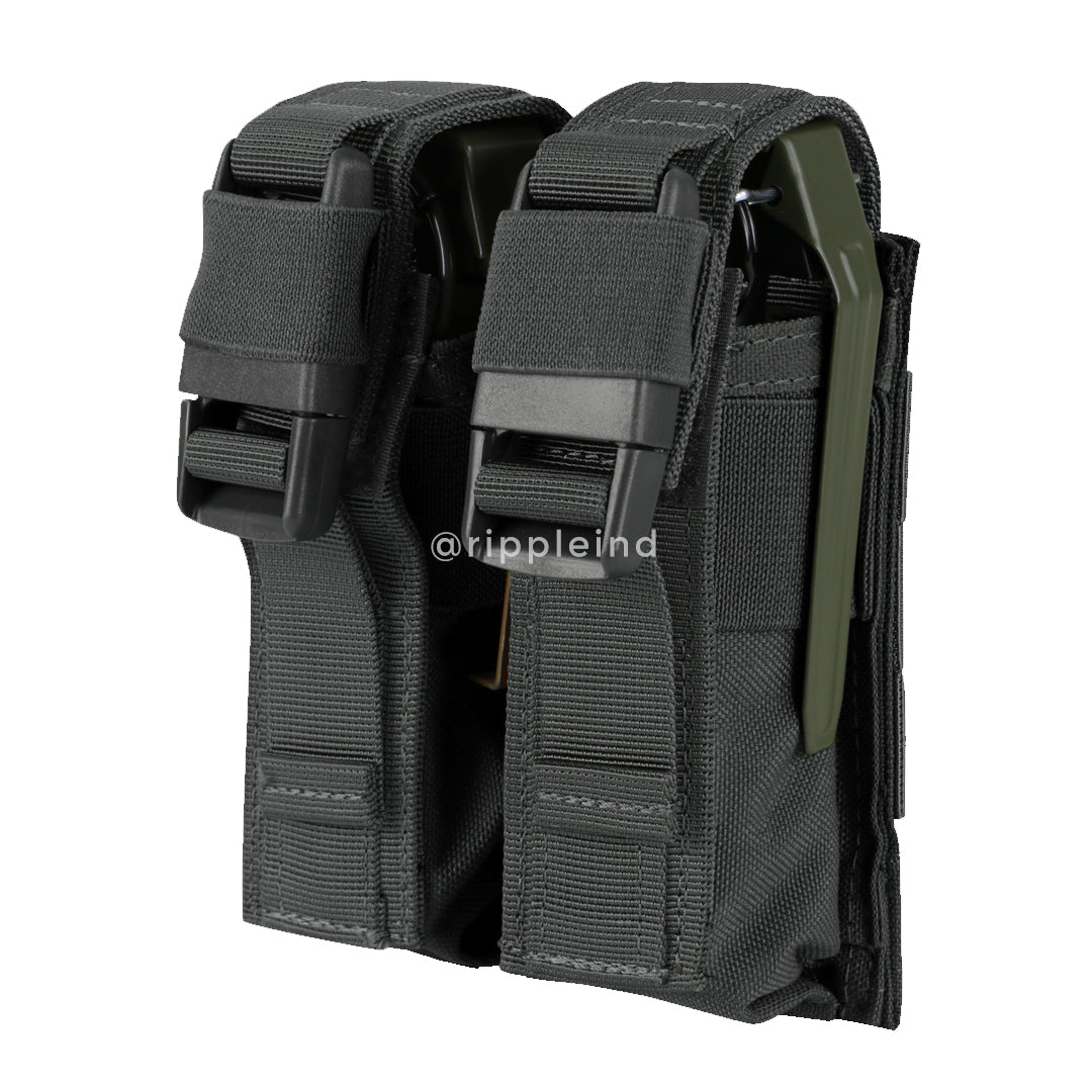 Condor - Black - Double Flash Bang Pouch