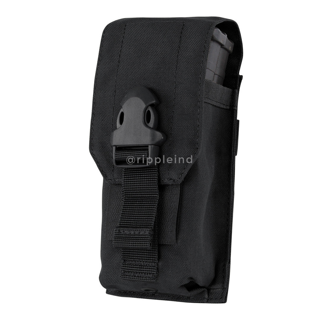 Condor - Black - Universal Rifle Mag Pouch
