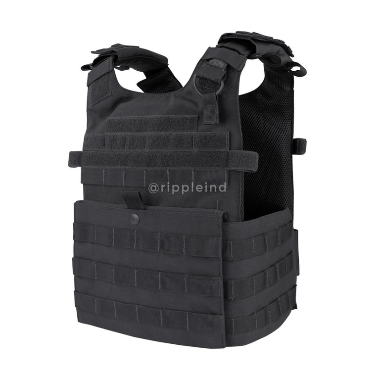 Condor - Black - Gunner Lightweight Plate Carrier