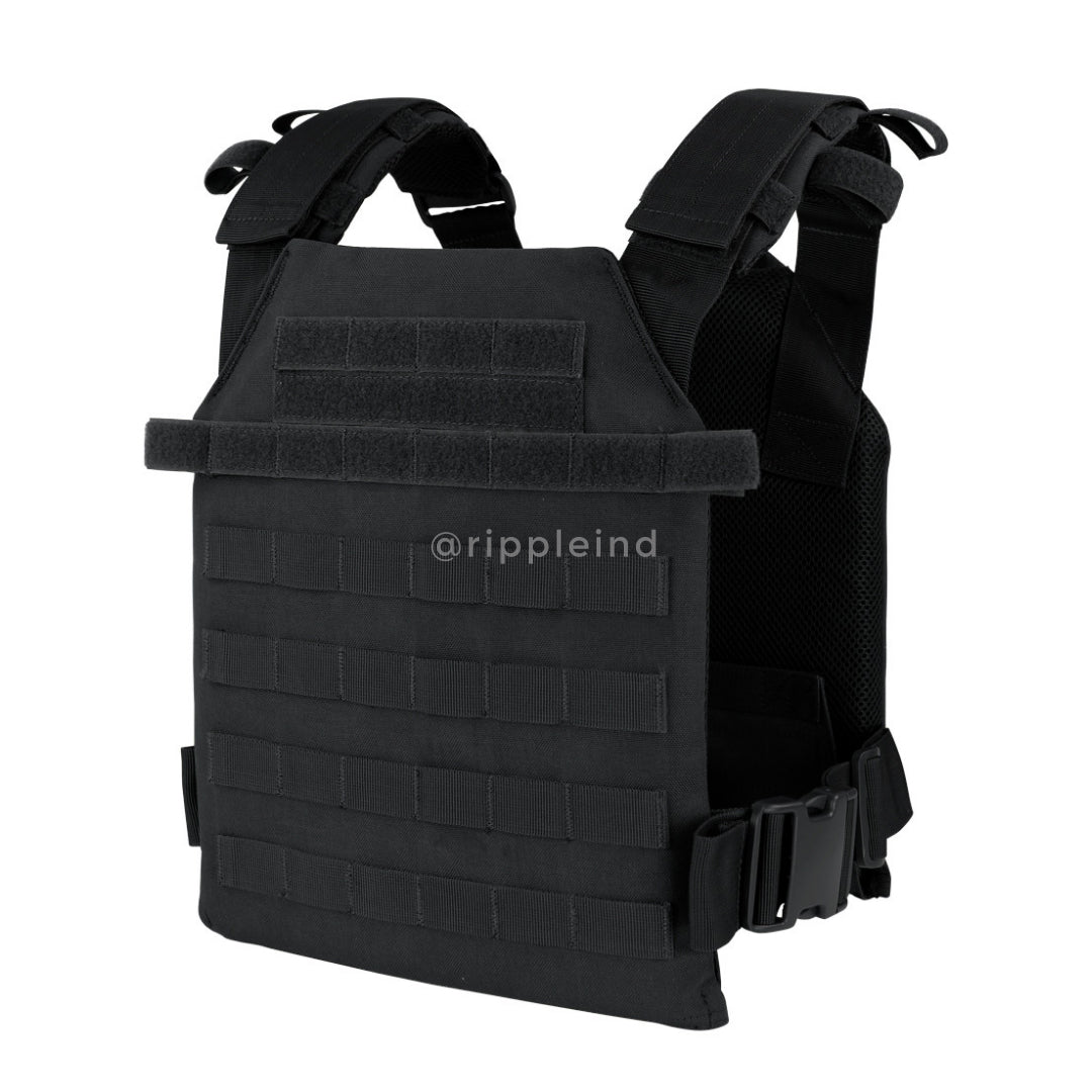 Condor - Black - Sentry Lightweight Plate Carrier