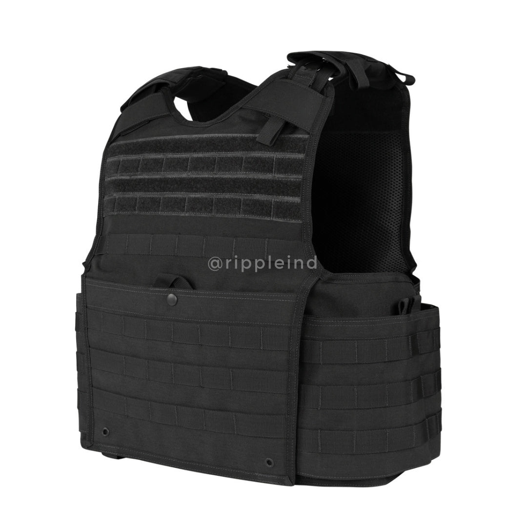 Condor - Black - Enforcer Releasable Plate Carrier