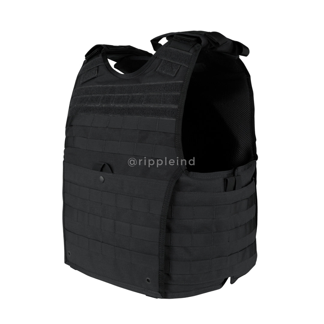 Condor - Black - Exo Plate Carrier (Gen2)