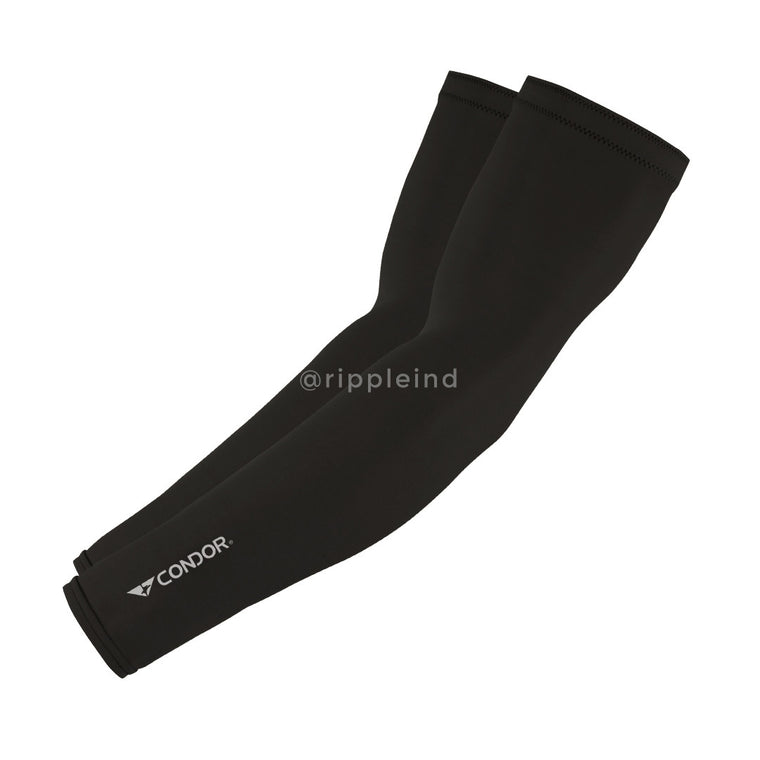 Condor - Black - Arm Sleeves
