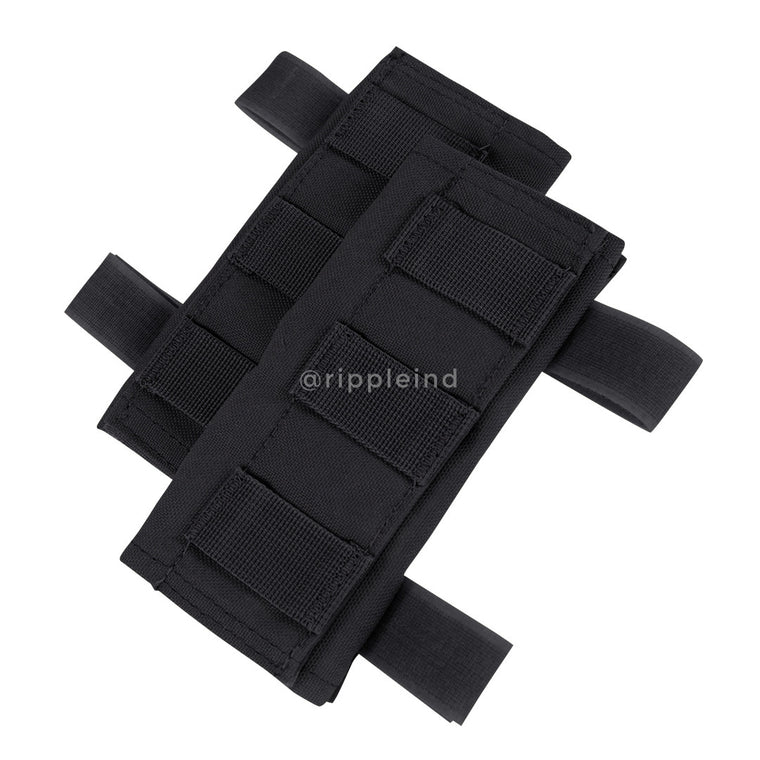 Condor - Black - Plate Carrier Shoulder Pad