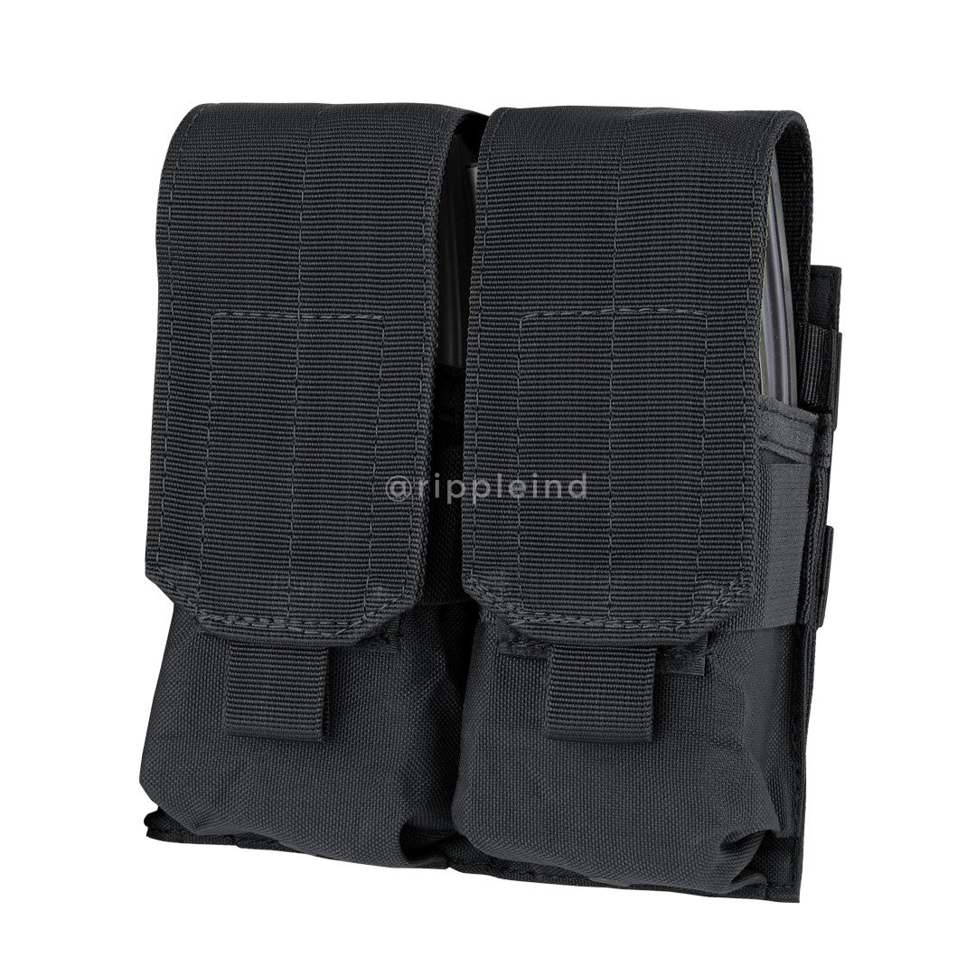 Condor - Black - Double M4 Mag Pouch