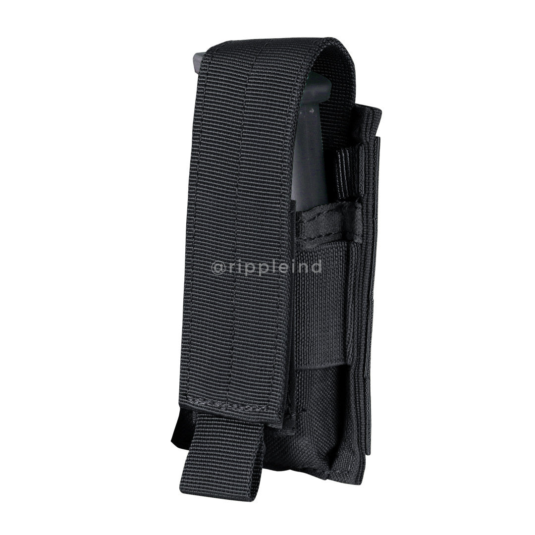 Condor - Black - Single Pistol Mag Pouch