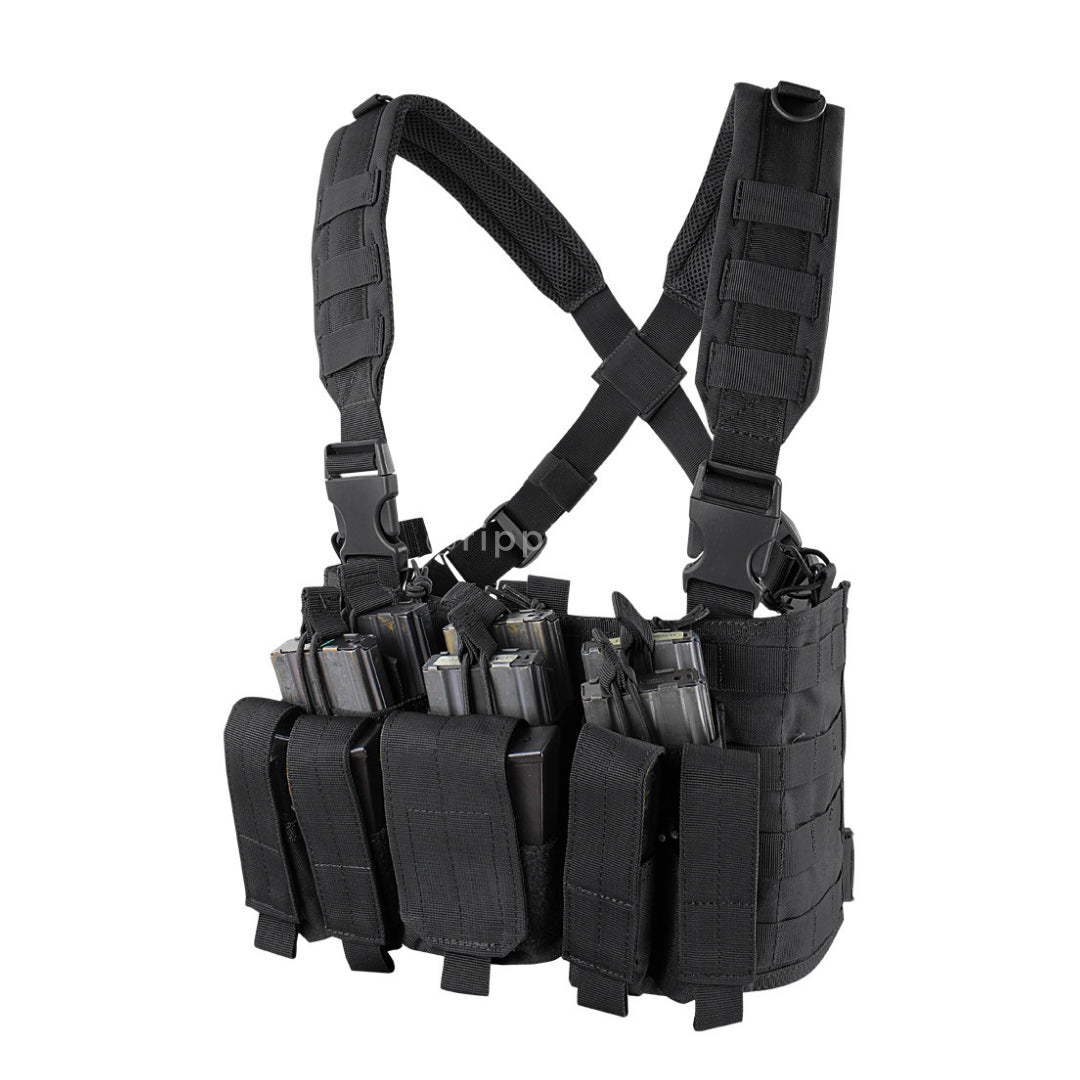 Condor - Black - MCR5 Recon Chest Rig