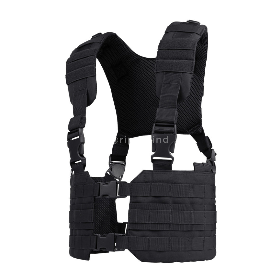 Condor - Black - MCR7 Ronin Chest Rig