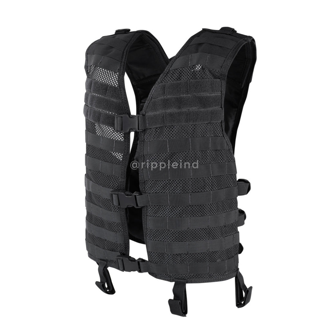 Condor - Black - Mesh Hydration Vest - CLEARANCE