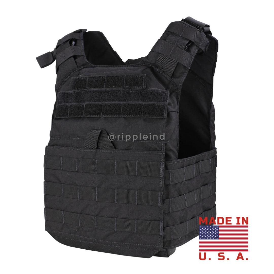 Condor - Black - Cyclone Lightweight Plate Carrier
