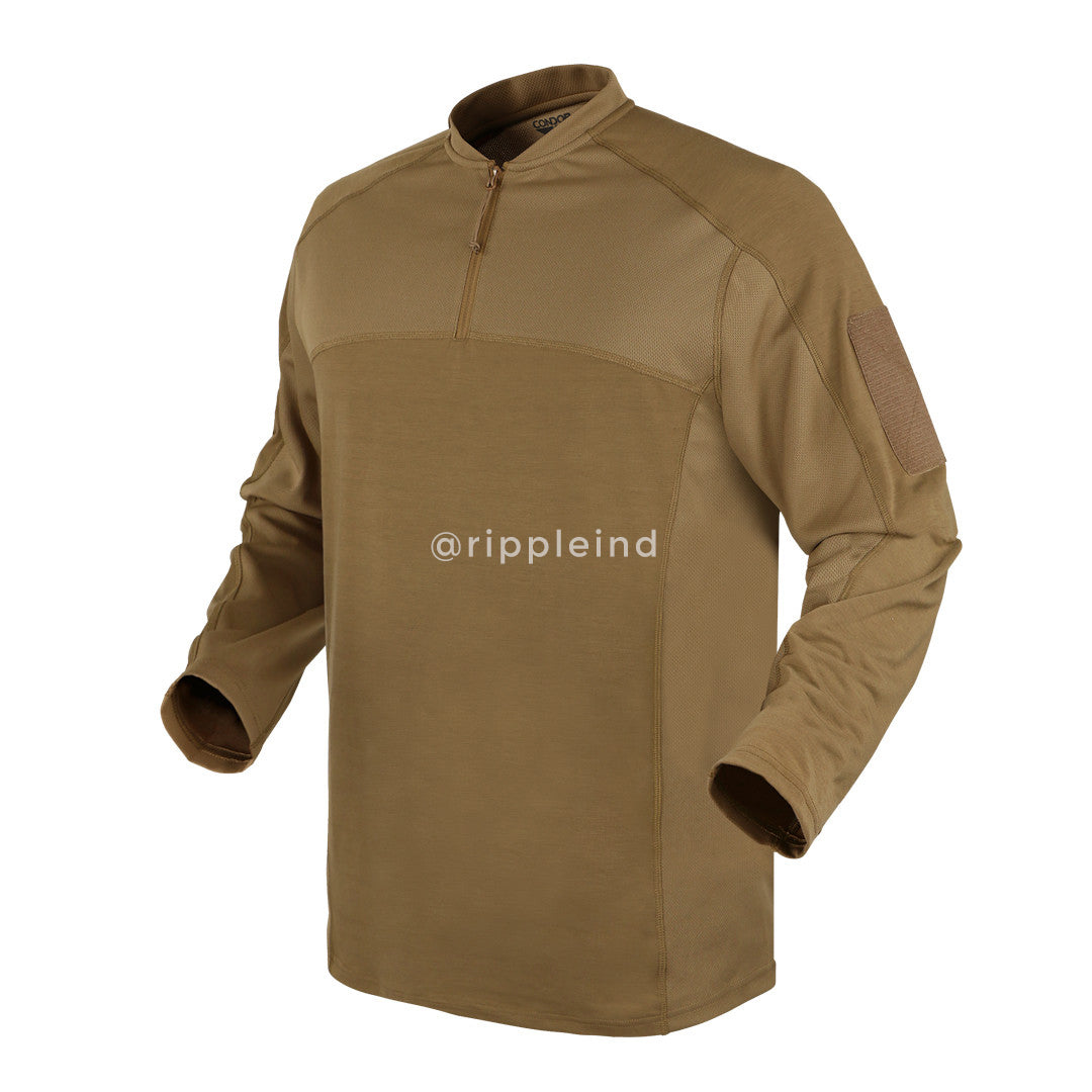 Condor - Tan - Trident Battle Top Long Sleeve