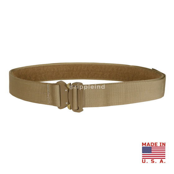 Condor - Tan - Cobra Tactical Belt w/Interior Loop